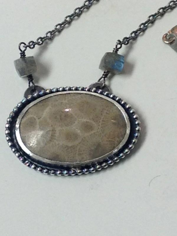 Petoskey Stone Jewelry Lake Michigan