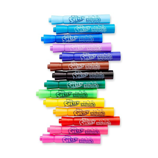 14 Mr. Sketch Scented Markers