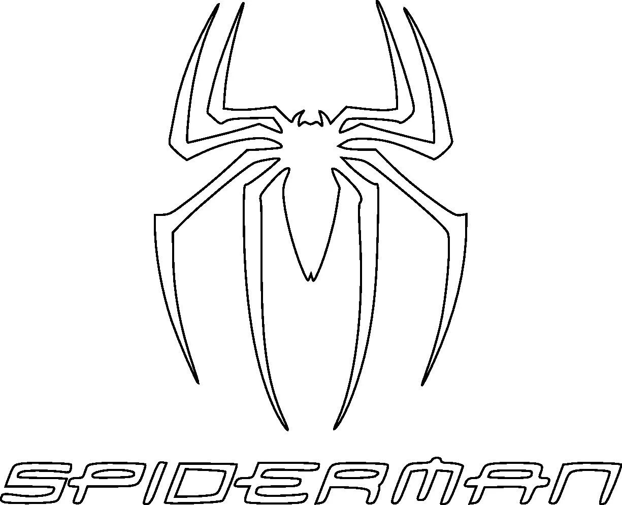 Spiderman SVG, spiderman sihouette, Vector files for