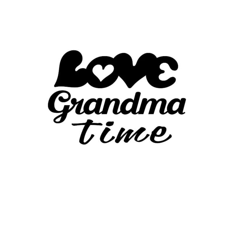 Download Love Grandma Time SVG File Instant Download SVG Digital File