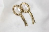 Tacky 80s earrings