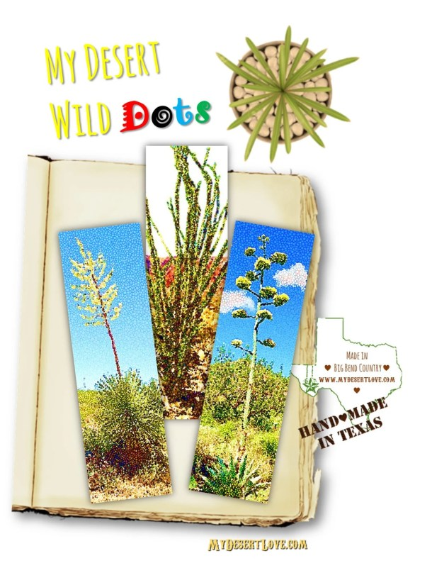 Set of 3 Wild Handmade Wi...