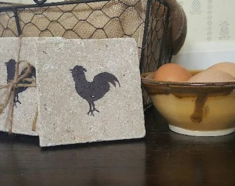 Chicken Decor Etsy