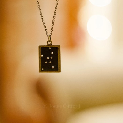 Virgo Constellation Neckl...