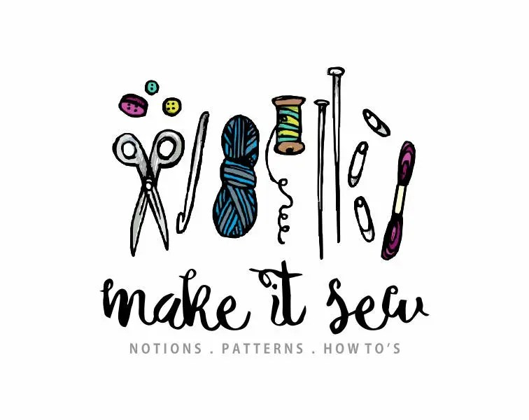 Premade Logo Crafts Sewing Notions Supplies Knitting Crochet