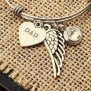 Memorial Jewelry Loss Of Dad Memorial Gift Sympathy Gift