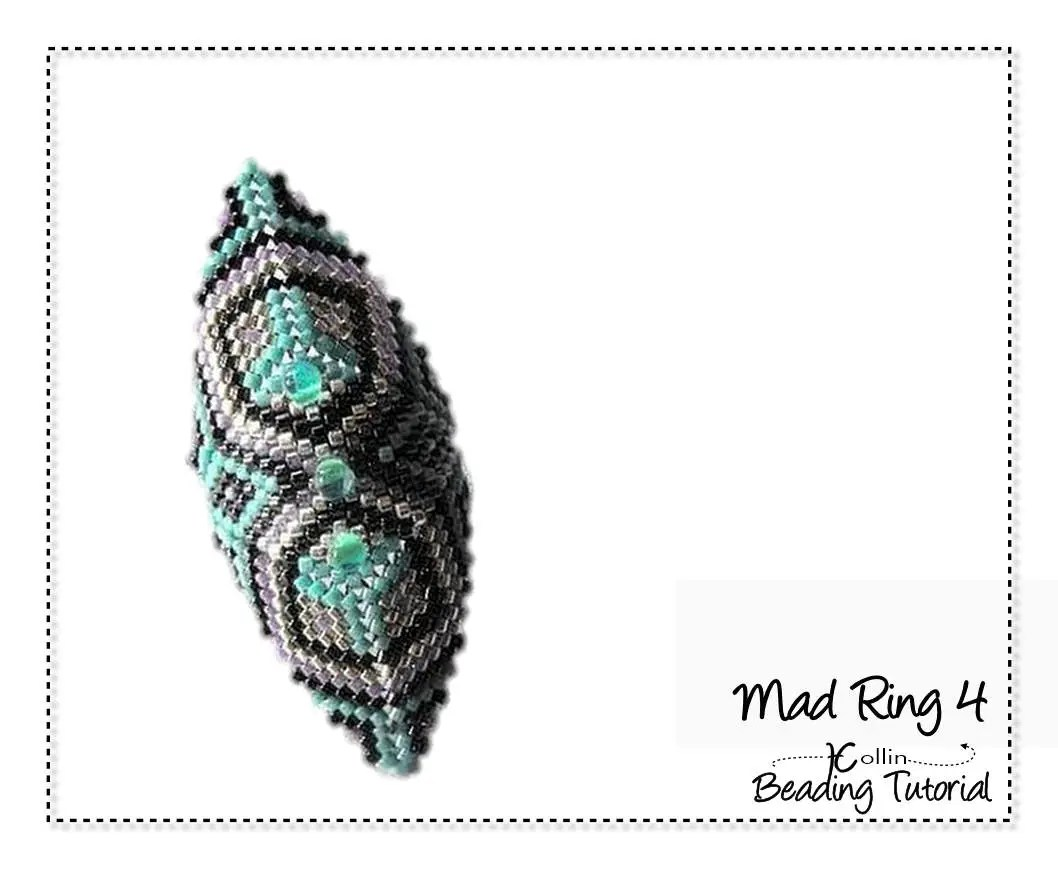 Seed Bead Jewellery Bead Weaving Patterns by