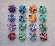 korker hair bows grosgrain ribbon