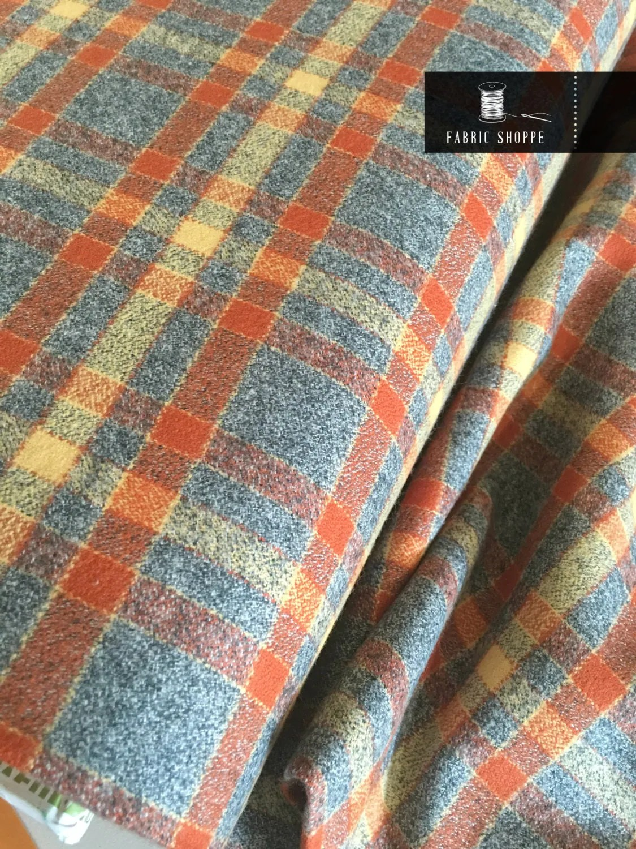 Mammoth Flannel Fabric Blanket Scarf Fabric Infinity Scarf