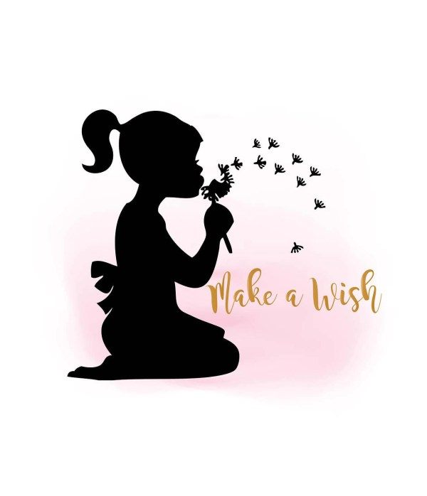Make Svg Clipart Little Girl Quote Word Art