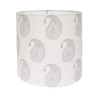 Paisley Lamp Shade Custom Lampshades Bangalore by