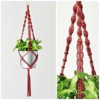 Macrame Plant Hanger // Hanging Planter // Plant Hanger