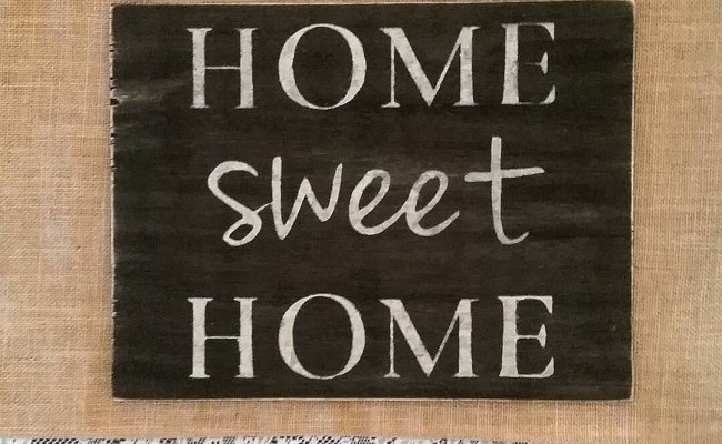 Home Sweet Home Sign Home Sweet Home Wall Decor Housewarming