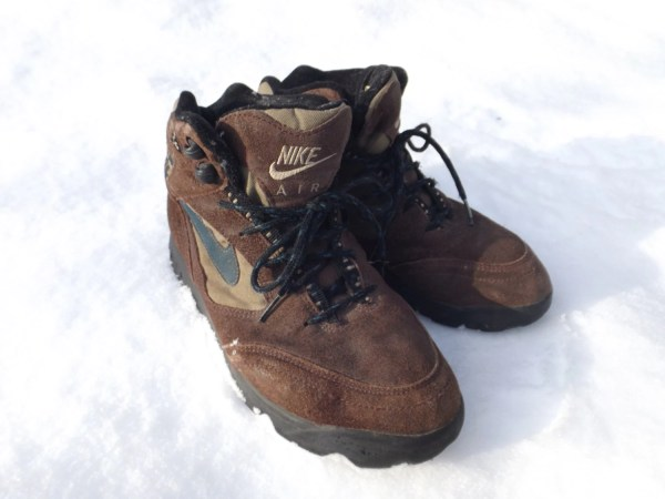 Sweet Nike Vintage Shoes Hiking Boots Air High Tops
