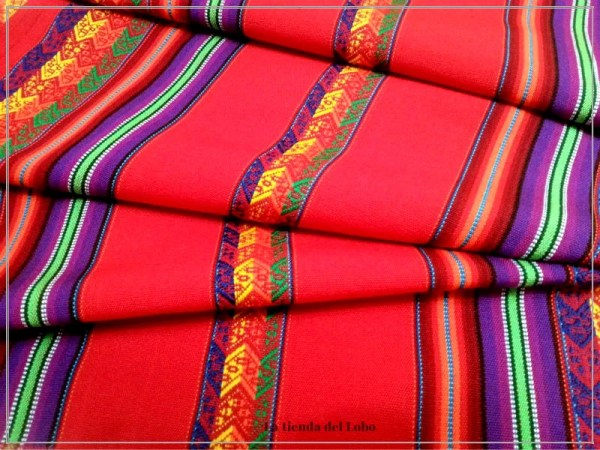 Mexican tablecloth Etsy