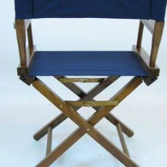 Director Chair Covers Flat Stick With Pockets Sunbrellar Directors Replacement Round