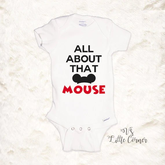 All about that mouse Disney Baby Clothes disney life baby boy