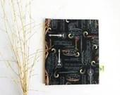 Blank Music, Book Manuscript Book Music Notebook Music Journal, Musicians Book Gift, MADE BY ORDER