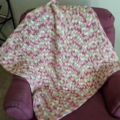 Wheelchair Blanket Leather Office Chairs Za Crochet Lap Handmade