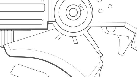 Mercy's Gun Template/Blueprint