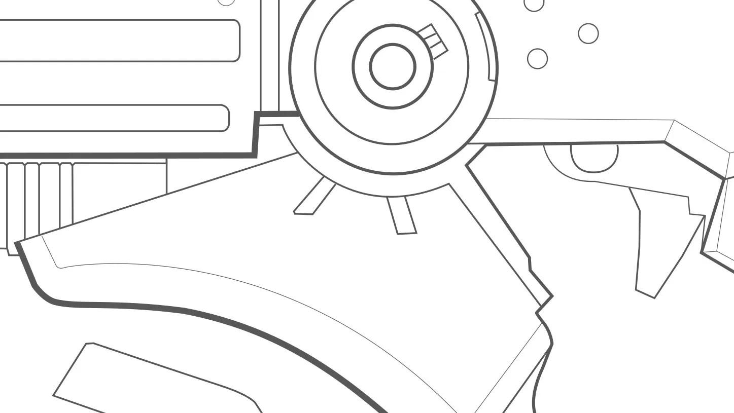 Mercy S Gun Template Blueprint