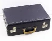 Black vintage suitcase, 1...