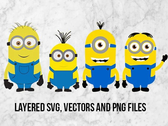Create Your Own Quote Wallpaper Free Despicable Me Minions Svg Minion Clipart Despicable Me Svg
