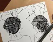 Autumn Sisters - Original...