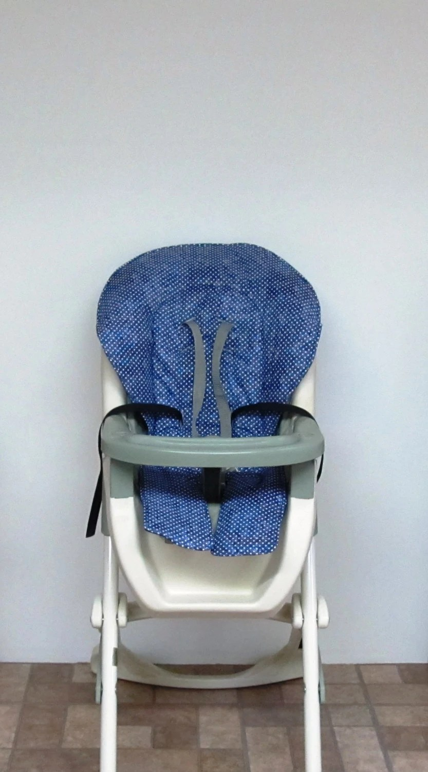 graco high chair cover replacement leather kitchen chairs with casters padded baby accessory