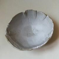 Ceramic white bowl // Pasta Bowl // Handmade Serving Bowl