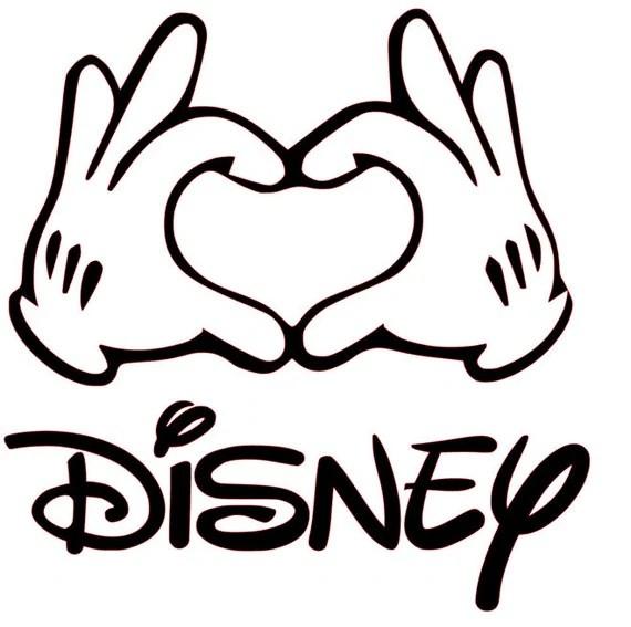 Download SVG File of Love Disney Hands from MissTatesTreasures on ...