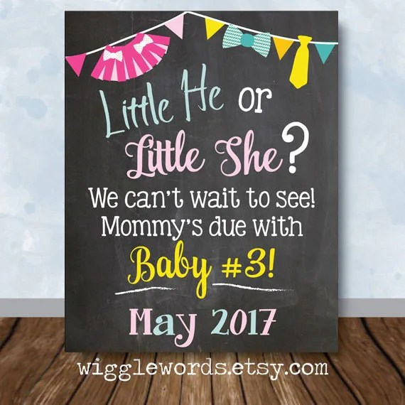 Baby 3 Pregnancy Announcement Third Baby Pregnancy By