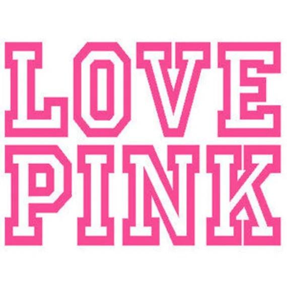 Download Love Pink SVG LOT