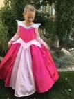 Princess Aurora Sleeping Beauty Costume