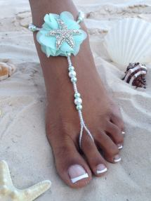 Sandals Beach Wedding Dresses