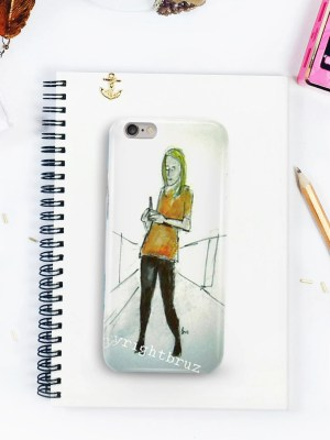 phone case drawing easy done