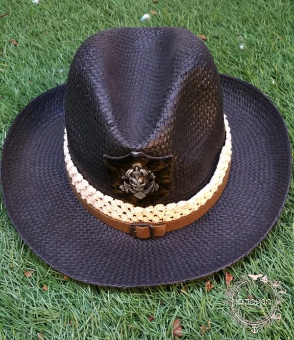 Harley Hat Cowboy Biker Style Summer Straw Boho