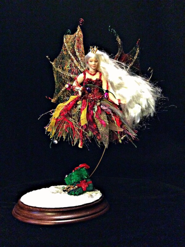 Fairy Christmas Ornaments.Mini Fairy Christmas Ornaments Year Of Clean Water