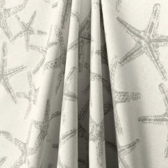 Gray And Yellow Curtains For Living Room Brown Red Starfish   Etsy