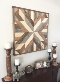 Reclaimed wood wall art, rustic wall decor, farmhouse decor, modern wall decor, wooden decor, barn wood decor, reclaimed wood