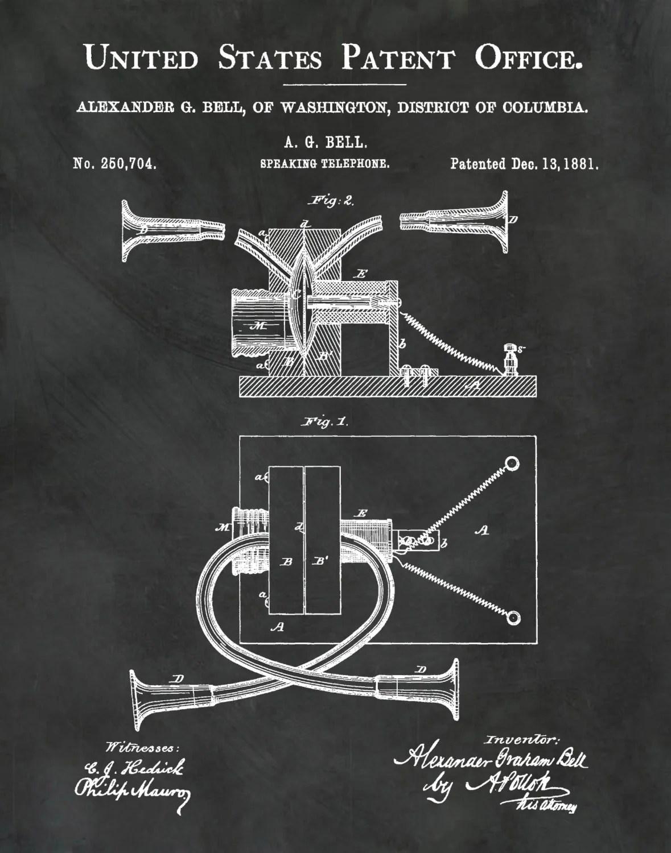 Patent Telephone