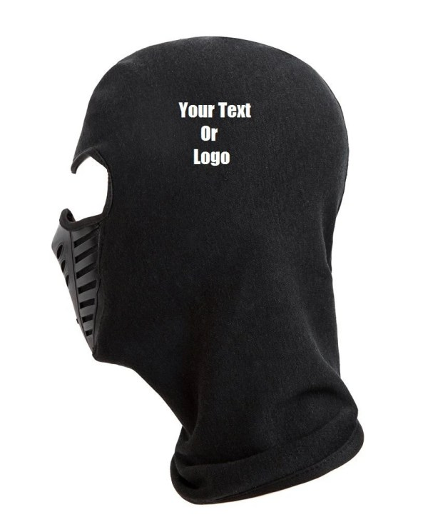 Custom Personalize Design Balaclava Windproof Ski Mask