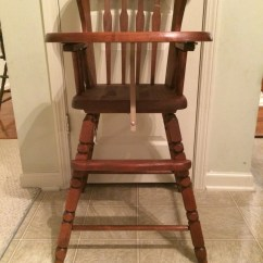 Old Wood Chairs Walmart Outdoor Chair Cushions Clearance Vintage Wooden High Jenny Lind Antique
