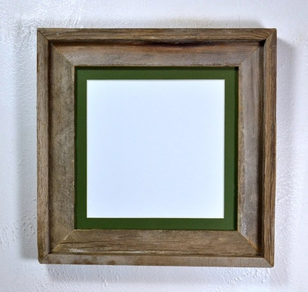 10 X Frame With Mat 8x8 Eco Friendly