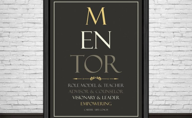 Personalized Gifts For Mentor Life Coach Career Mentor