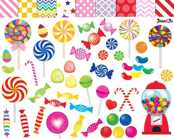 candy clipart clip art printable lollipop