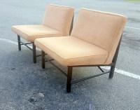 Retro Aluminum Woven Folding Patio Outdoor Furniture by ...