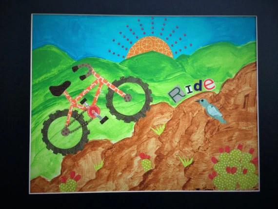 "Print ""Ride"""