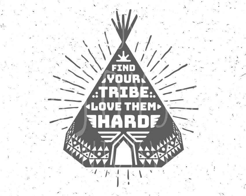 Teepee Svg Teepee Svg file Tribal svg Tribe SVG TiPi svg Find