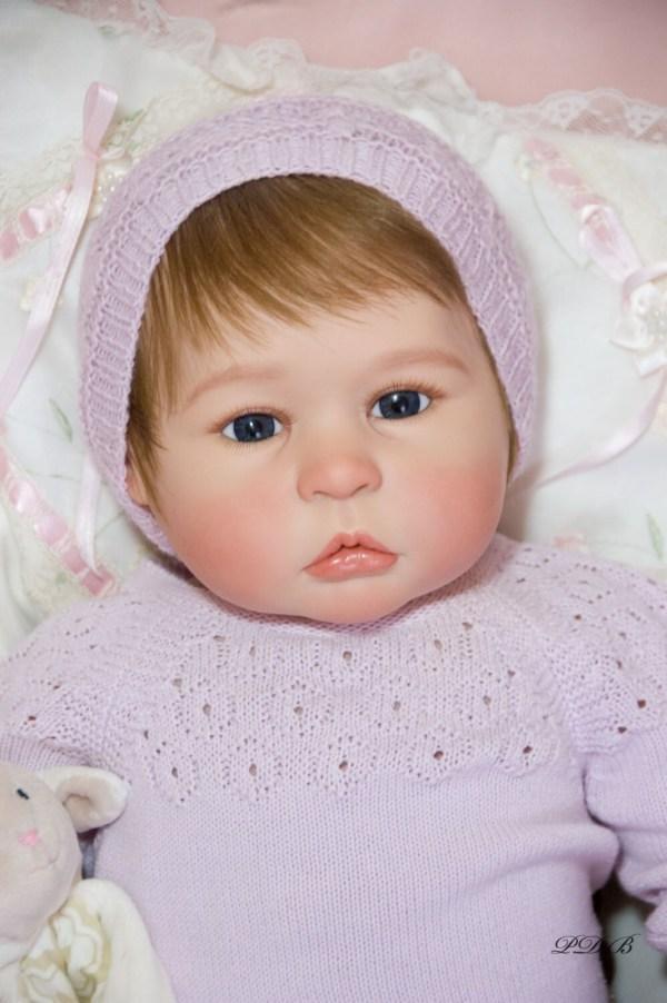 Custom Order Reborn Toddler Doll Baby Girl